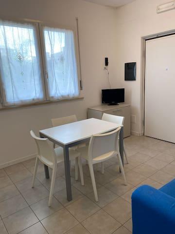 Appartamento n.3 seconda fila mare