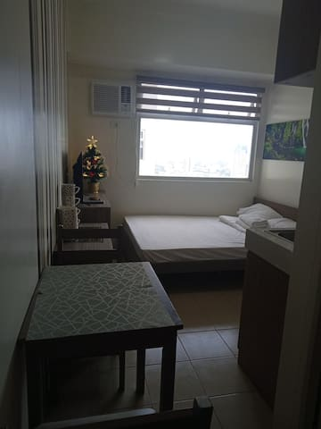 Nice view and Cozy studio Boutique Room