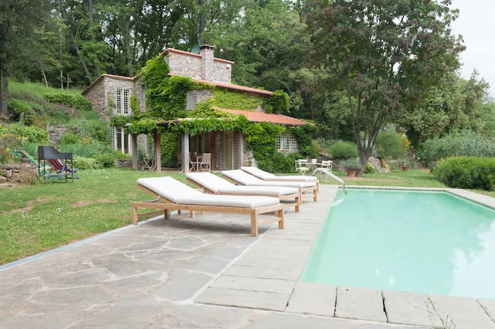 Murella - villa with private pool - Lerici - Villa