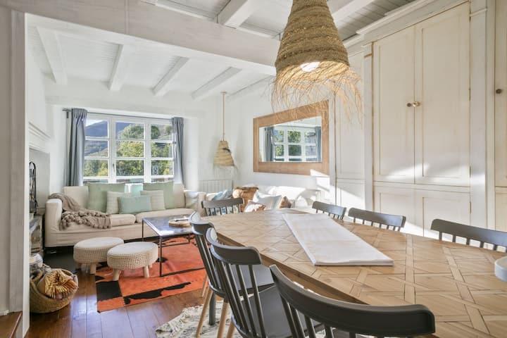 Luderna - Casa con jardín Bedrera
