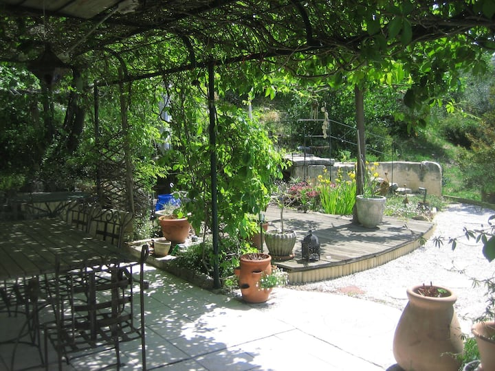 Villa provençale avec superbe vue