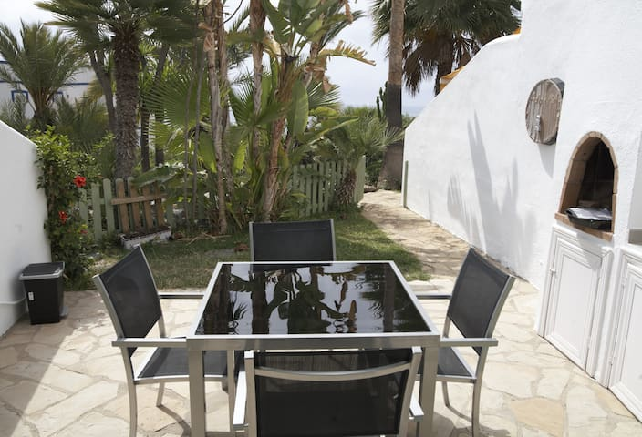 Home 50m from best Mojacar beach! - Mojácar - Hus