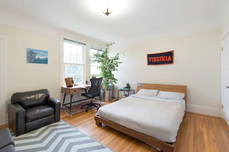 3 BR 1 Bath apt in Pacific Heights