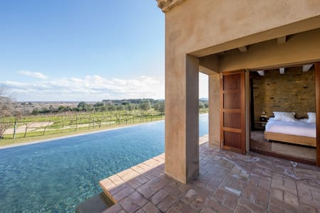 Olive Grove - 5BR with Stunning Property Ground - Fontanilles - Casa