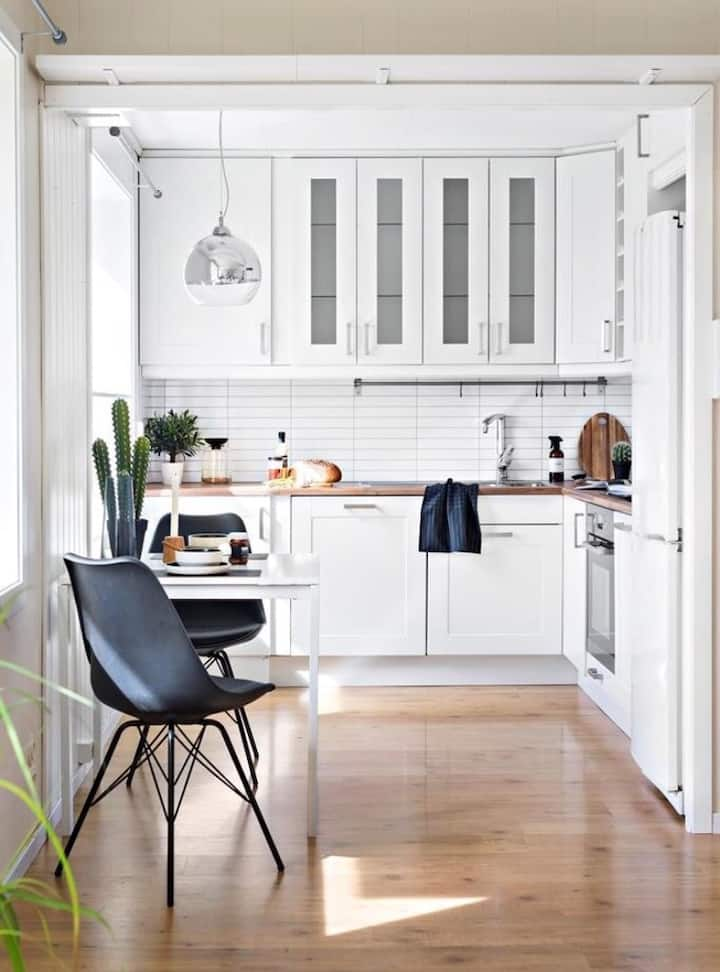 Modern and cozy flat, near the centre of Bergen