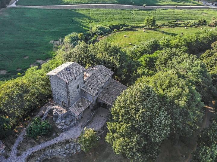 """La romantica """"Suite della Torre del Bennicelli"""""""