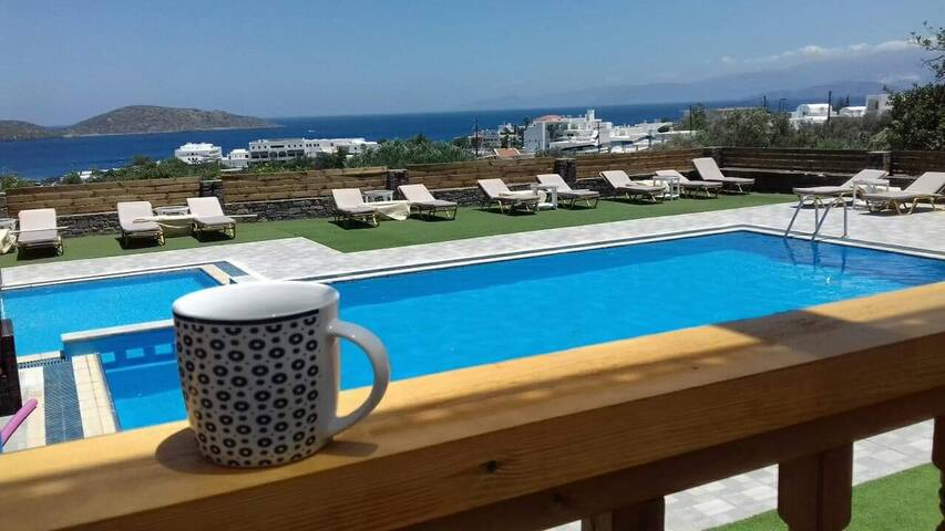 Elounda Ocean view suites 55sq.m