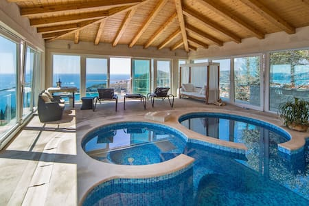 Residence Lantoni Dubrovnik with big indoor pool - Mlini