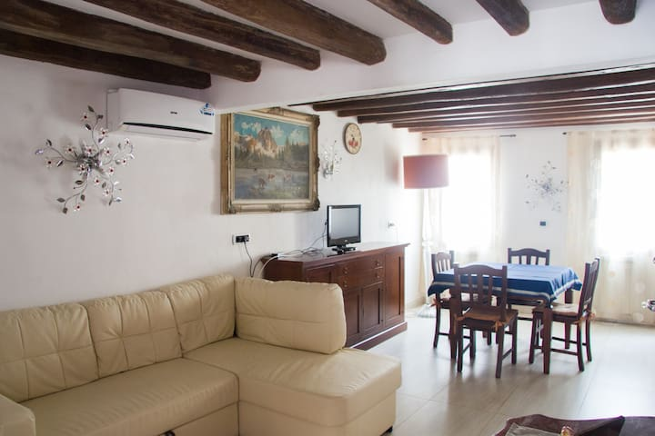 Splendido appartamento in calle - Chioggia - Appartement