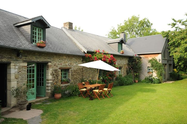 Le Lavoir de Julia - Saint-Samson-de-Bonfossé - Bed & Breakfast