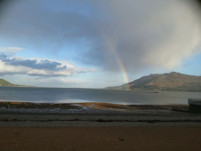On the Beach,next to Balmoral hotel - Warrenpoint - Flat