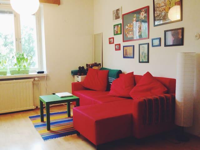 Cozy flat in Helsinki - Helsinki - Appartement