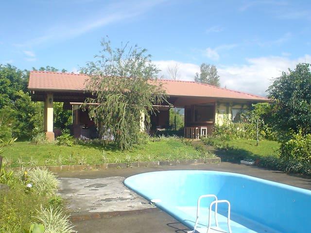 Quinta La Candelaria - Cedro - Villa