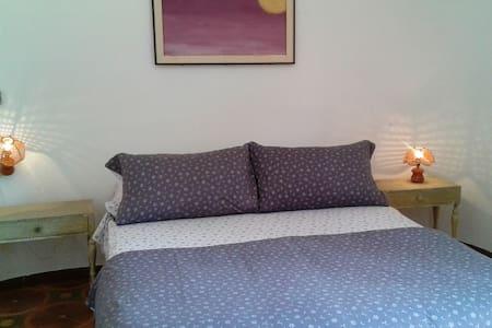 Romantic room, Grotte, Agrigento - Grotte - Villa