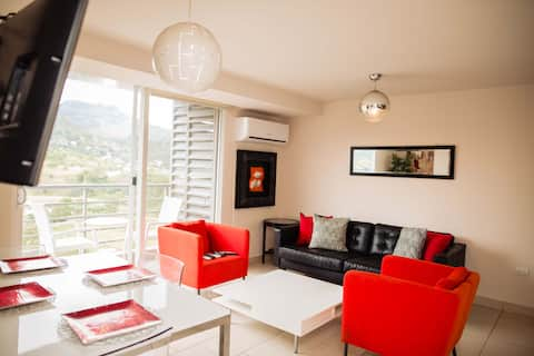 Beautiful, brand new apartment 6-1101