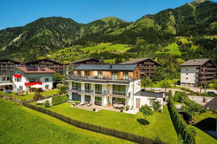 40 m² Ferienwohnung Fuchs - Bad Hofgastein - Apartment