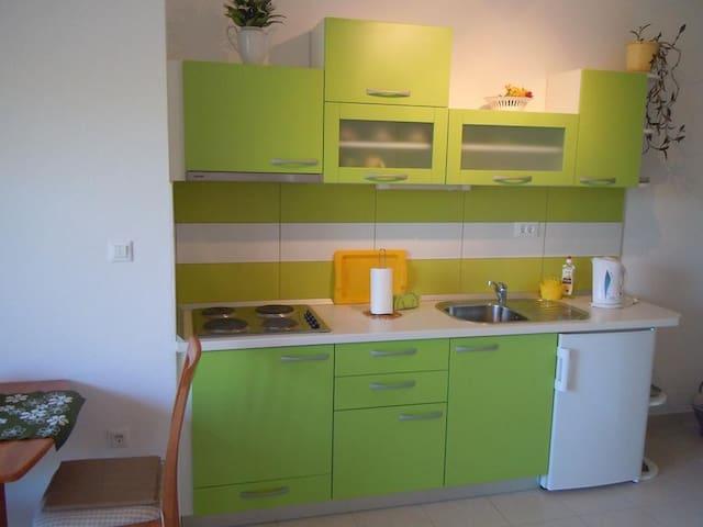 Apartment Green in Sveta Nedjelja - Sveta Nedilja - Apartmen