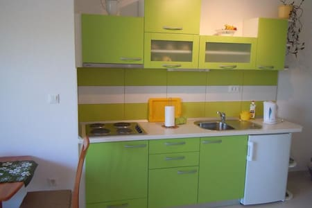 Apartment Green in Sveta Nedjelja