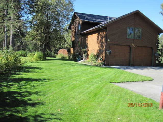Apartment close to the Kenai River