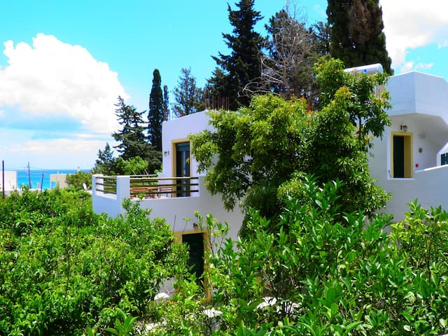 Country Suite - 50m from STEGNA Beach - Stegna - Flat