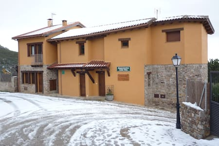 El Esguizaro Reguera 44 B - Berzosa del Lozoya - Wohnung