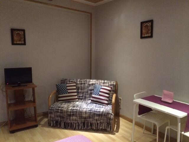 Apartamento en el  centro madrid