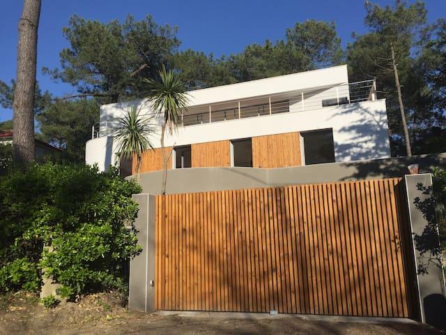 Villa d'architecte jolie vue océan - Anglet - Villa