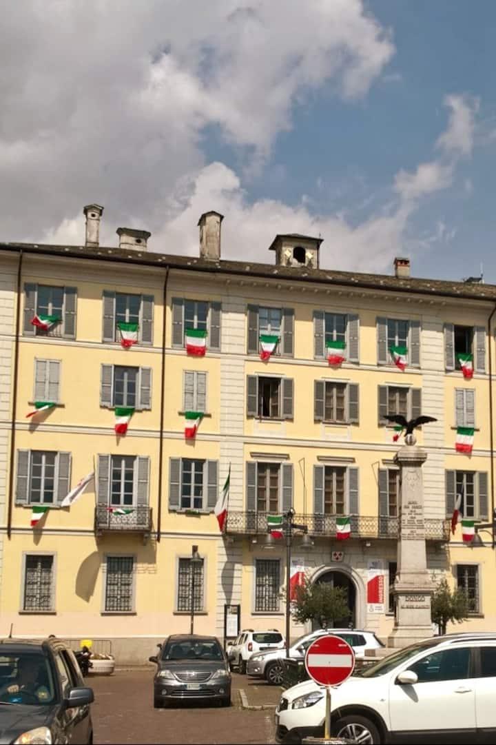 Palazzo Manzi in Dongo