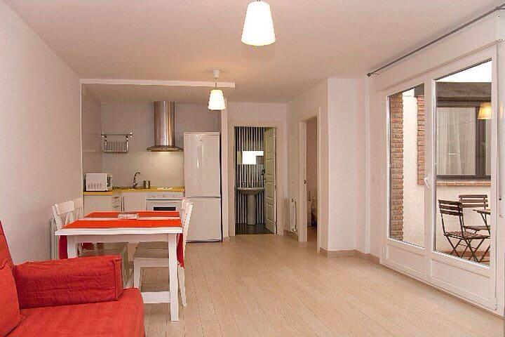 PRECIOSO APARTAMENTO EN LA MONTAÑA - Daroca de Rioja - Appartement