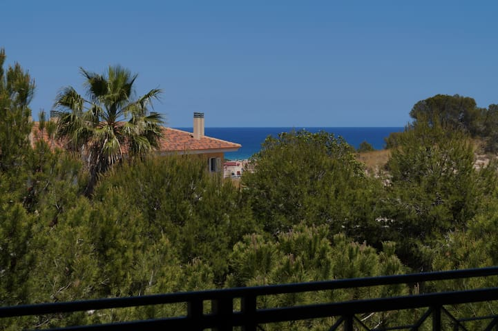 Holiday apartment with sea views - Gran Alacant - Daire