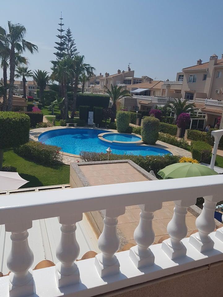 Orihuela Costa, Playa flamenca  Elegant Apartment