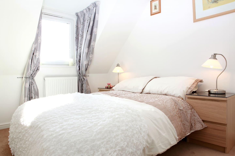 Stylish comfortable Double Room.