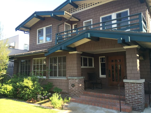 Historic Craftsman by ocean - entire house