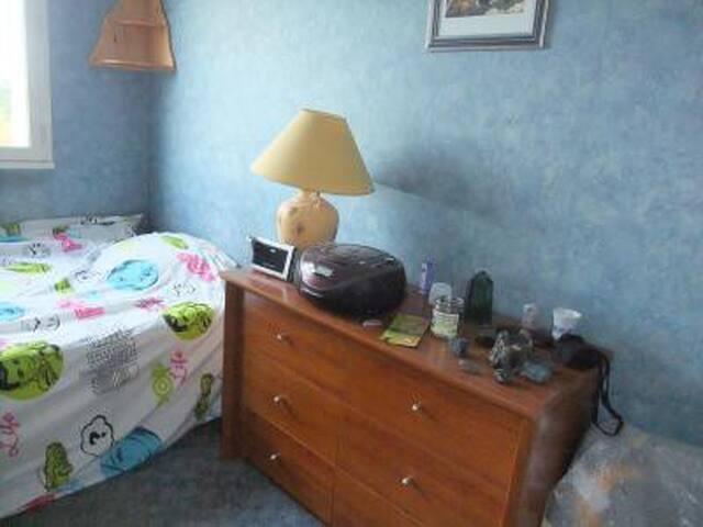 Appartement entre Caen et Ouistreham