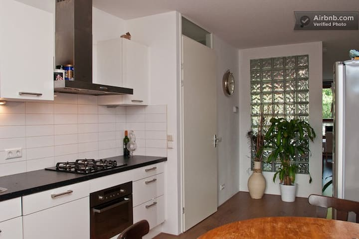 Rotterdam-bright, quiet & cozy room - Rotterdam - Appartement
