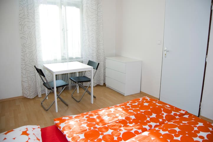 Central flat with three bedrooms near Old Town - Praga - Apto. en complejo residencial