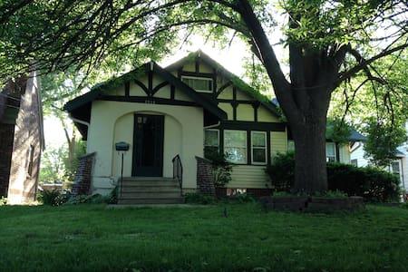 Classic Des Moines neighborhood - Des Moines