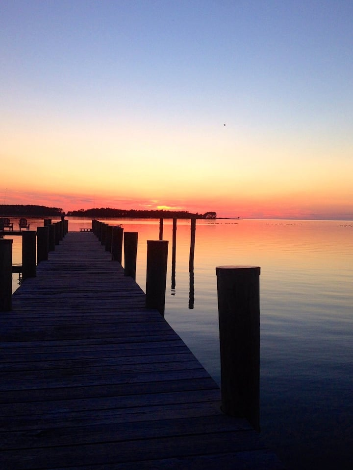 Spend this Fall Bayside on the Chesapeake