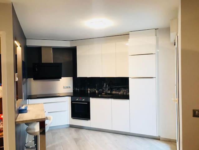 Très joli appartement à Divonne les Bains 01220