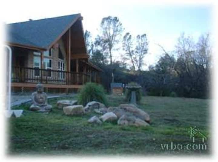 Yosemite Retreat- BassLake 5acres swim-NorthFork