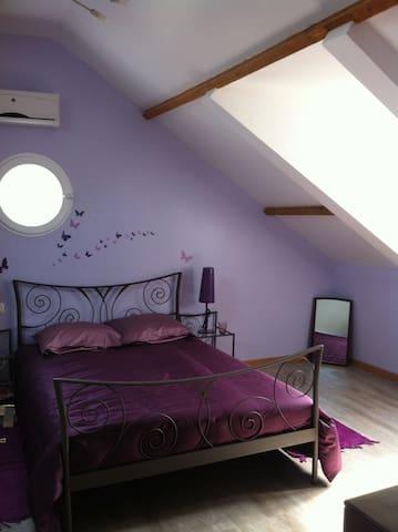 le petit manoir chambres d'hôtes (parme) - Farceaux - Guesthouse