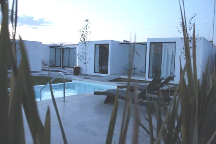 Casa kabia 5 Junior suites portones eléctricos