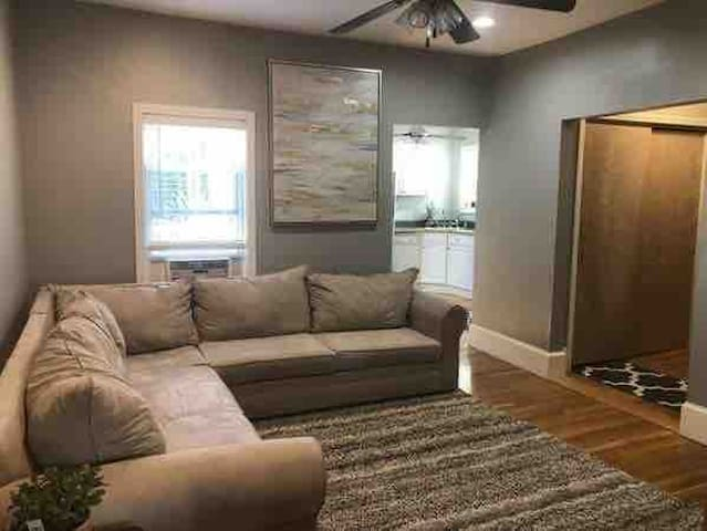 Immaculate & spacious one bedroom condo