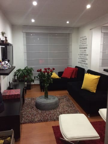 Welcome to cozy and warm apartment! - Bogotá - Apartamento