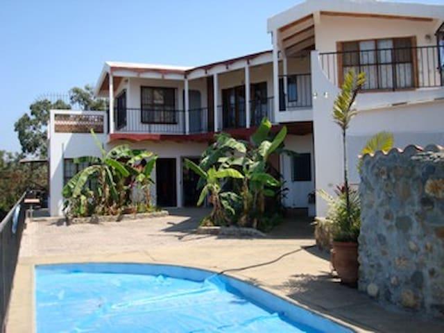 Riveria Nayarit Ocean View Duplex - La Peñita de Jaltemba - Apartment