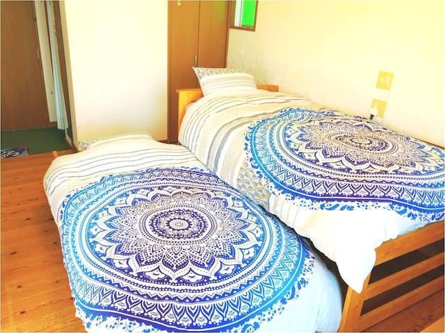 ALOALO BEACH Kawahira Loft type cottage 1~5people