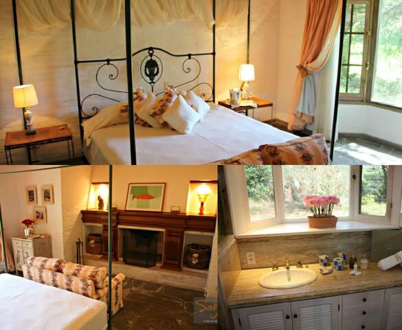 Suite en suntuosa mansión - Punta del Este - Villa