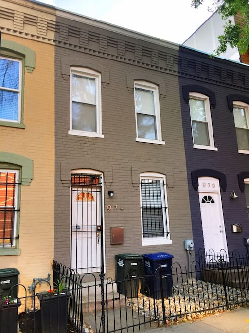 Private Central Dc Townhouse Townhouses For Rent In Washington District Of Columbia United
