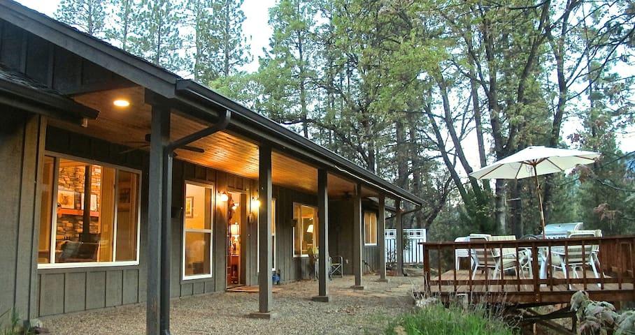 Yosemite Owls Nest, Family Friendly - North Fork - Dům