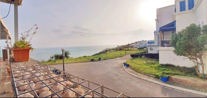 Charmant appartement en bord de plage